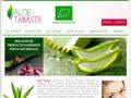 Aceite de Aloe
