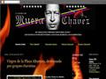 La página de Muera Chavez